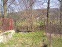 Rádoby funkční požární přístup k Albě v Česticích