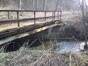 Železniční most přes Albu na trati Týniště nad Orlicí – Letohrad